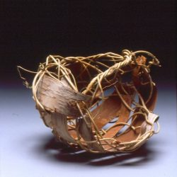 Random Handwoven Basketry Artwork