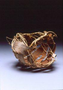 Random Handwoven Basketry Artwork