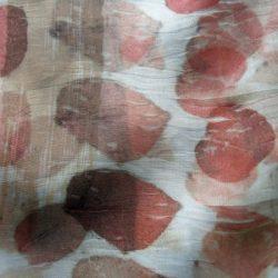 Hand Sewn Fiber Mudcloth