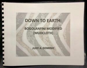 mudcloth book cover